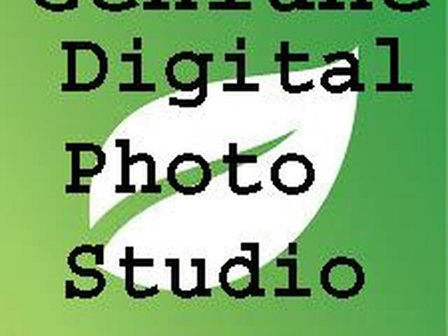 Geniune Digital Photo shop and Studio