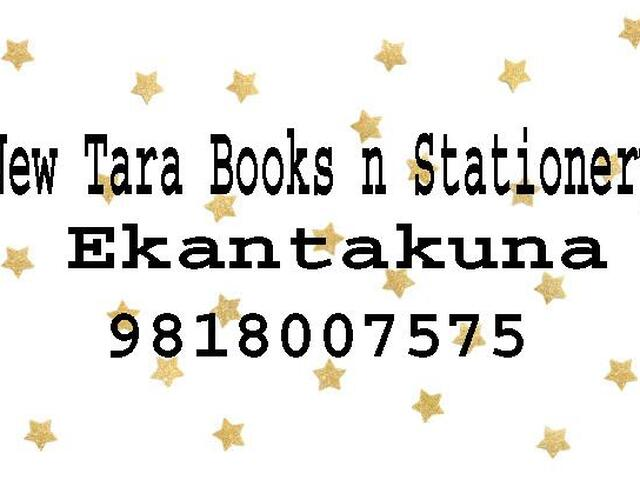 New Tara Books n Stationery