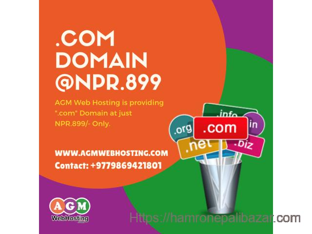 Cheap Domain Registration in Nepal