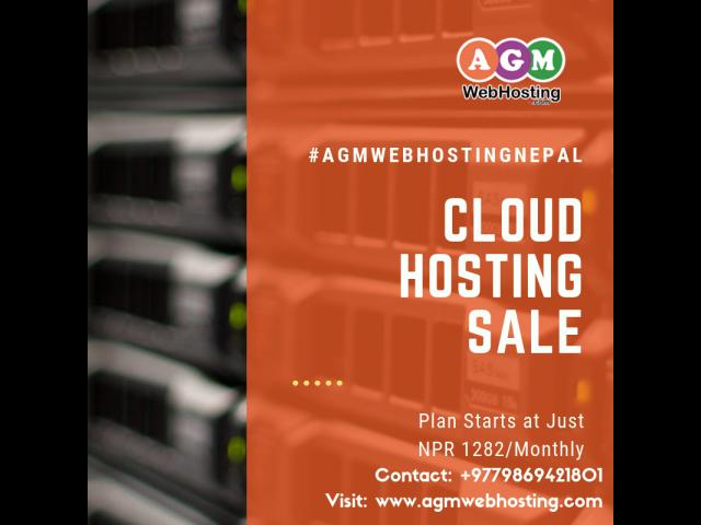 Linux Cloud Hosting in Nepal - AGM Web Hosting