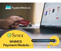 eSewa WHMCS Payment Gateway Module Provider -  WHMCS Payment Module