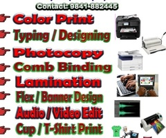 Graphic Designing & Printing House