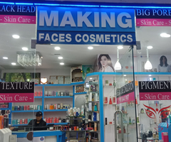 Making Faces Cosmetics