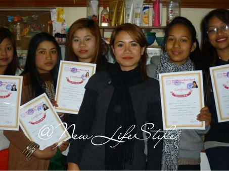 New Life Style Beauty Care & Training Centre