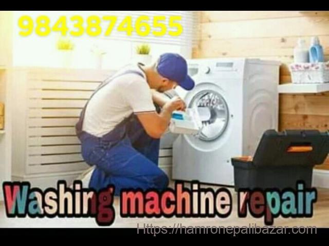 WASHING MACHINE REPAIRING CENTER