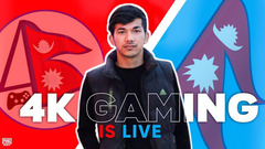 8K UC CRATE OPENING//NEPAL'S BIGGEST TOURNEY RIGISTRATION //4K GAMING NEPAL IS LIVE