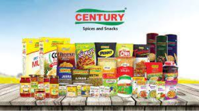 Century Foods Spices and Snacks