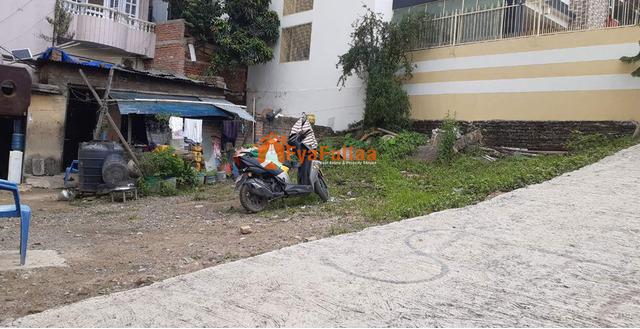 Land for sale in Chhauni