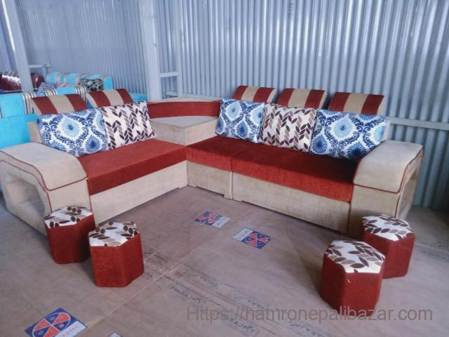 heavy sofa