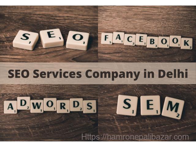 SEO Services Company in Delhi