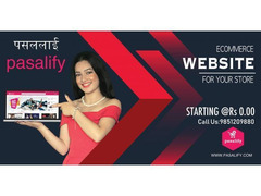 Pasalify  Start eCommerce For Free.