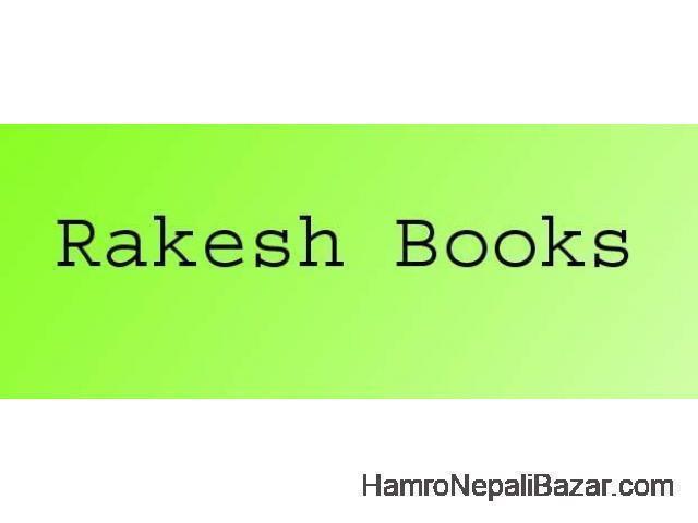 Rakesh Books