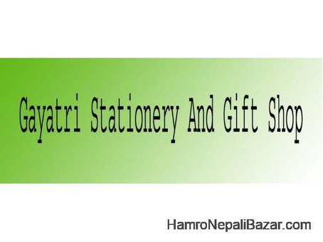 Gayatri Stationery And Gift Shop