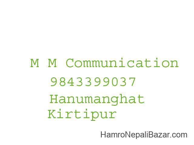 MM Communication - Kirtipur