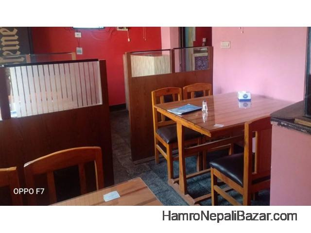 Fast Food restaurant for sell