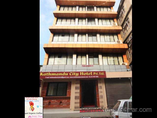 Kathmandu City Hotel P.Ltd
