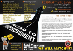 ROADMAP TRAFFIC SAFETY